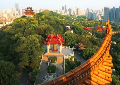 Wuhan_temple
